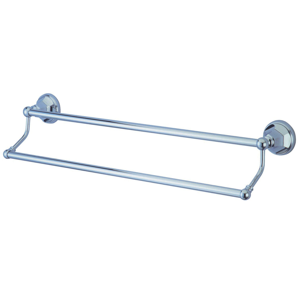 "Metropolitan 18"" Dual Towel Bar"