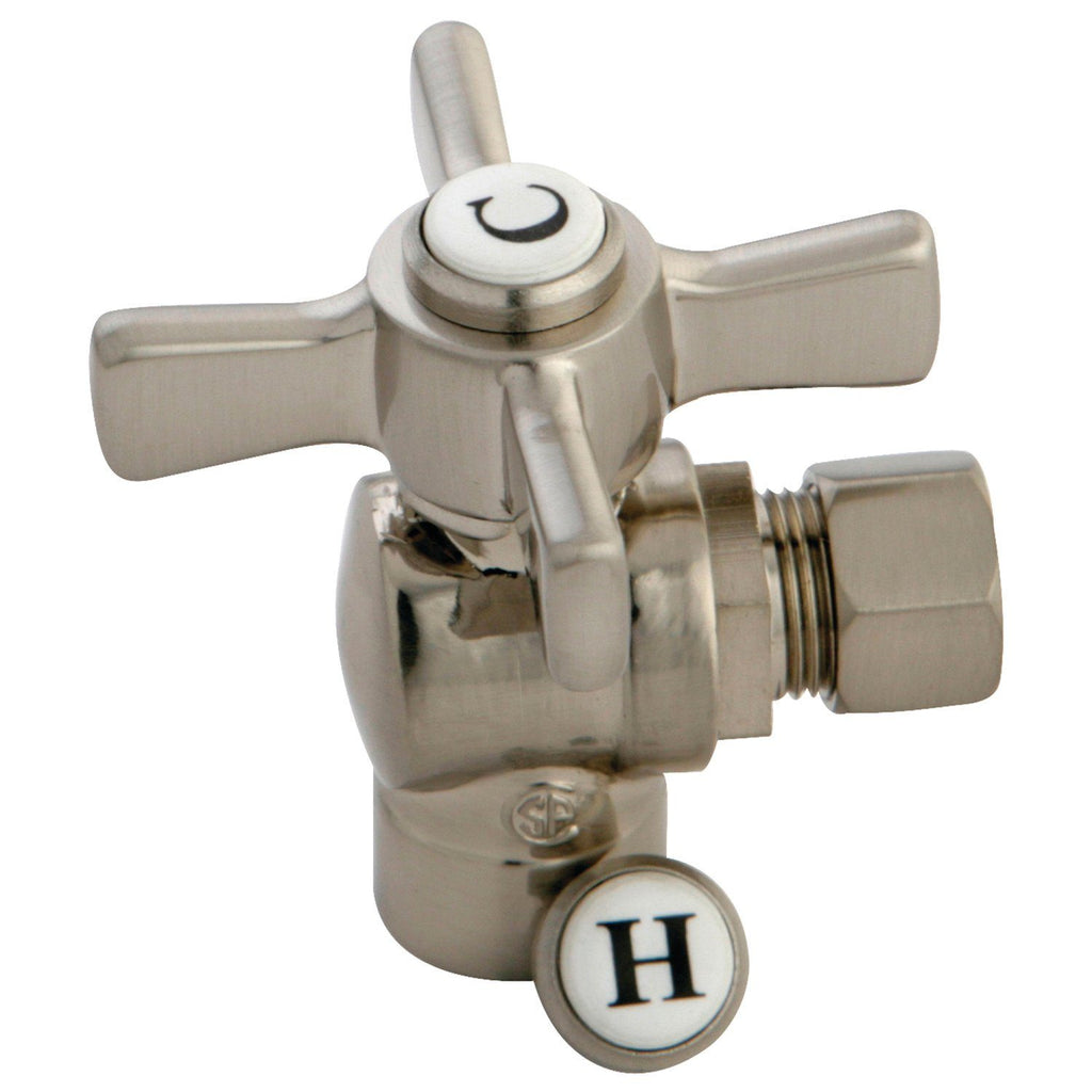 "Millennium 1/2"" SWEAT X 3/8"" OD Compression Angle Valve"