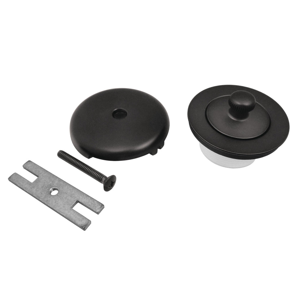 Made to Match Lift & Turn Tub Drain Kit
