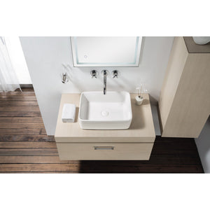 French Petite Vessel Bathroom Sink