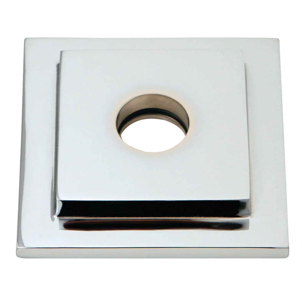 Claremont Heavy Duty Square Solid Cast Brass Shower Flange