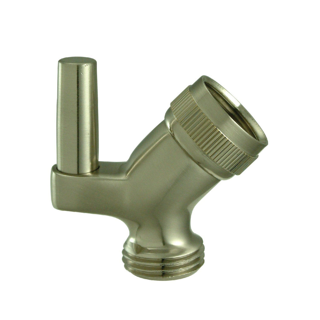 Trimscape Hand Shower Arm Pin Mount with Hose Outlet