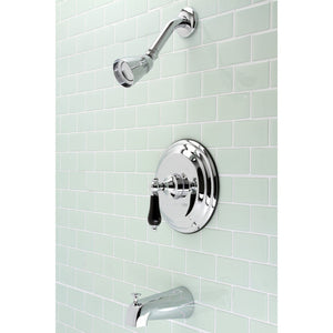 Duchess Single-Handle 3-Hole Wall Mount Tub and Shower Faucet