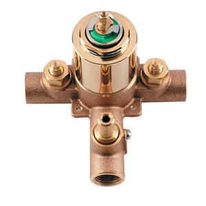 Tub and Shower Valve Only