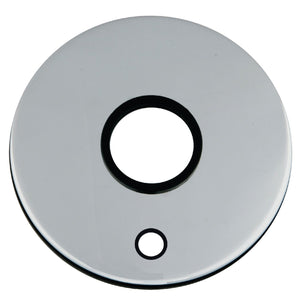 Escutcheon (Plate) For KB86910, Polished Chrome