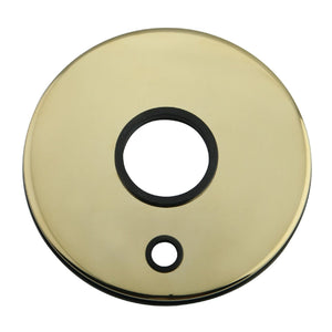 Escutcheon (Plate) For KB86920, Polished Brass