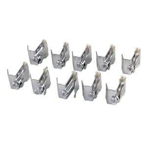 Classic 10-Piece Sink Mounting Clips