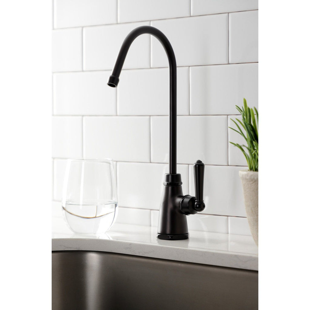 Magellan Single-Handle 1-Hole Deck Mount Water Filtration Faucet