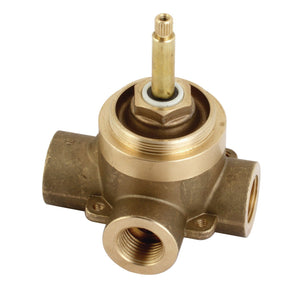 Classic 3 Way Tub and Shower Diverter Valve