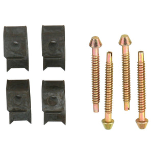 Surface Mount Clip 4 Clips Pack