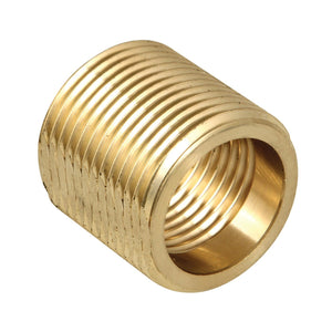 1/2-inch to 3/4-inch Brass Tee Adapter