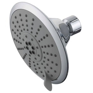 Showerscape 5-Function 5-Inch Plastic Shower Head