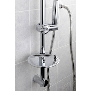Vilbosch 5 Setting Hand Shower with Hose and Slide Bar Kit