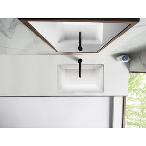 Castillo Undermount Bathroom Sink