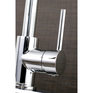 Concord Single-Handle 1-Hole Deck Mount Pre-Rinse Kitchen Faucet