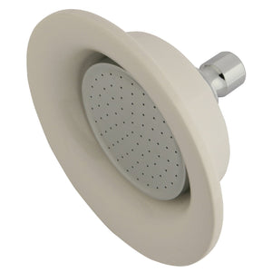 Victorian 6-1/4 Inch Ceramic Shower Head