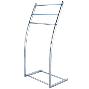 Edenscape Pedestal Steel Construction Towel Rack