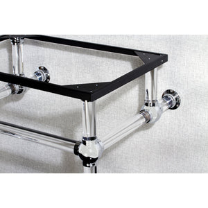 Templeton Acrylic Console Sink Legs