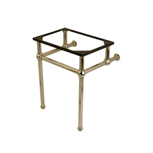 Templeton Brass Wash Basin Pedestal Leg