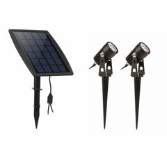 LED SOLAR SPOT LIGHTS