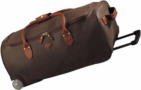 "Jump Paris Uppsala 27"" Large Corner Wheel Duffle"