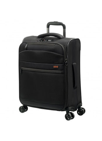 JUMP PARIS TRITON SOFT EXPANDABLE CARRY ON SPINNER 4 WHEEL