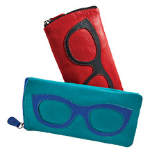 Leather Eye Glasses Case