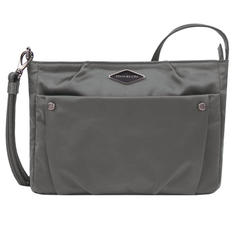 TRAVELON PARKVIEW SMALL CROSSBODY