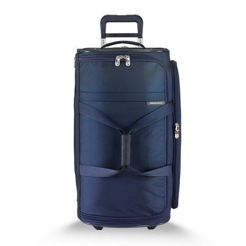 BRIGGS & RILEY BASELINE MEDIUM UPRIGHT (TWO-WHEEL) DUFFLE