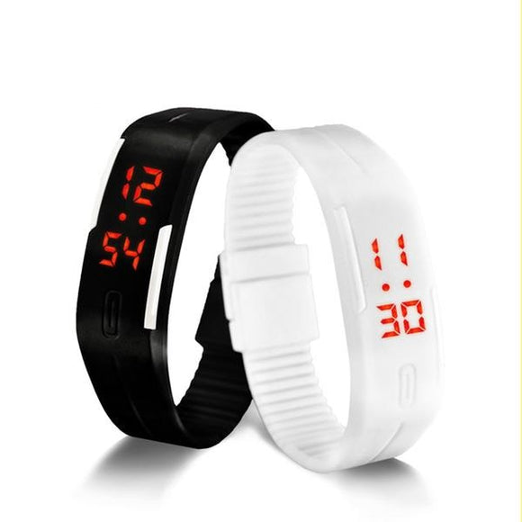 Digital Led Sports Wrist Watch For Men's - Pitchkes.com