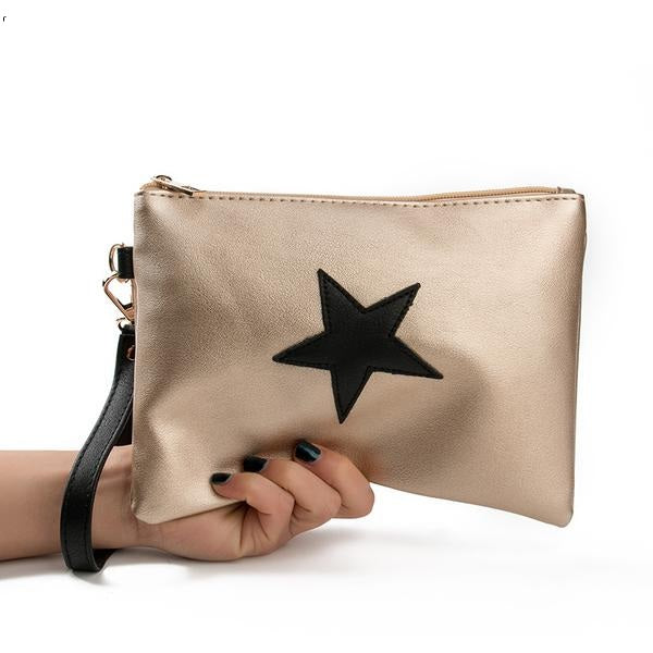 Miyahouse Luxury Star Design Leather Party Handbags For Women - Pitchkes.com