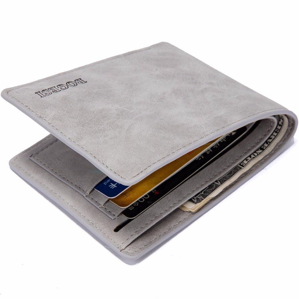 Bogesi Cash and Card Slim Wallet For Men's - Pitchkes.com