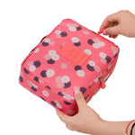 Neceser Makeup, Cosmetic Organizer, Zipper Pouch For Women's - Pitchkes.com