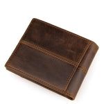 Cow Leather Genuine Men's Leather Wallet's - Pitchkes.com