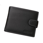 Genuine Leather, High Quality Men's Wallets With Coin Pocket, Cash and Card Holder - Pitchkes.com