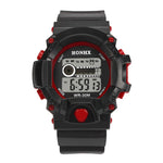 Digital Led Waterproof, Alarm, Rubber Wrist Watch For Men's - Pitchkes.com