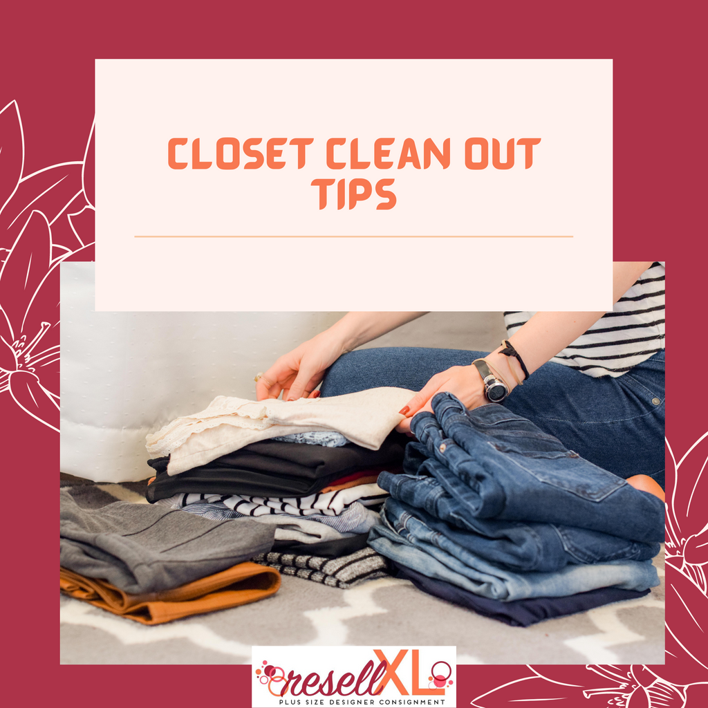 Closet Clean Out Tips to Help You Clean Out Your Closet Like a Pro