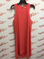 Rachel Roy Size 1X Coral Trapeeze Dress