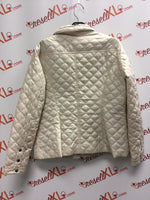 Laundry by Shelli Segal Size XL Cream Winter Coat