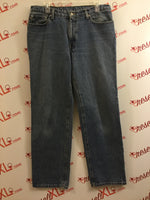 Ralph Lauren Polo Jeans Co Size 12 Blue Jeans