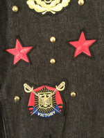 Madeline Size XL Jacket With Cool Patches
