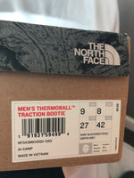The North Face Size 11 Gray Traction Booties