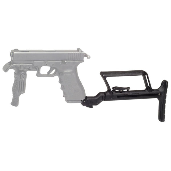 TAC Limited Shoulder Stock for Gen 2 & Gen 3 Glock Pistols
