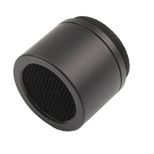 DLP Tactical Killflash / Lens Protector / ARD Anti-Reflection Device for ELCAN Specter DR 1-4x and other 32mm Rifle Scopes