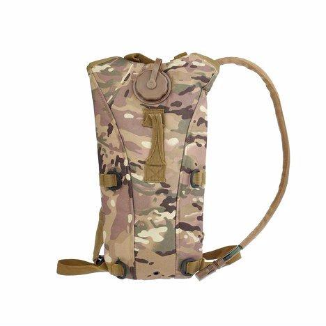 DLP Tactical 2.5L Hydration Bladder Carrier