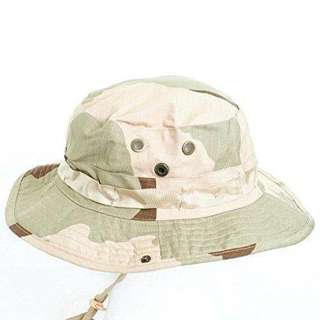 Boonie Hat - 3-Color Desert