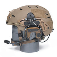 Peltor Comtac Headset adaptor for Team Wendy & M-Lok compatible helmet ARC Rail