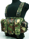 Intruder Universal Chest Rig with 308 / 223 Magazine Pouches