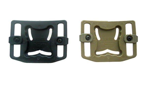 Blackhawk SERPA High Ride Belt Mount Platform 44H900 Black & FDE available