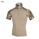 Gen 3 Short Sleeve Combat Shirt Digital Woodland